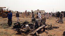 13 Tote bei Bomben-Explosion im Jemen