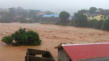 Sierra Leone: Hunderte Tote nach Hochwasser