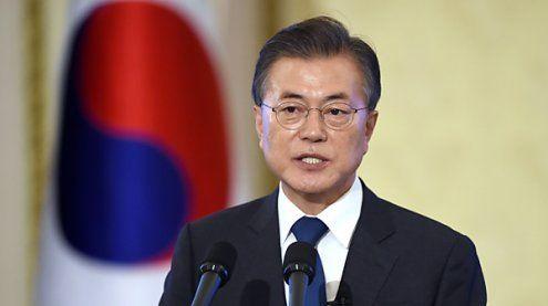 "Südkorea-Präsident: Nordkorea nähert sich ""roter Linie"""