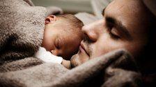 Kindergeld: Über 1.000 Anträge für Papa-Monat