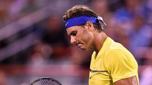 Nadal bald neue Nummer eins, da Federer nicht in Cincinnati