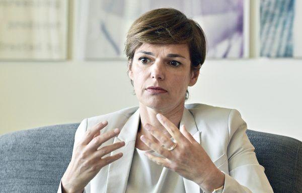 Gesundheitsministerin Pamela Rendi-Wagner von der SPÖ.