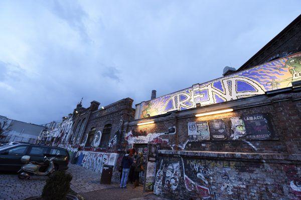 """Das """"Interpol""""-Konzert in der Wiener Arena musste wegen des Gewitters abgebrochen werden."""