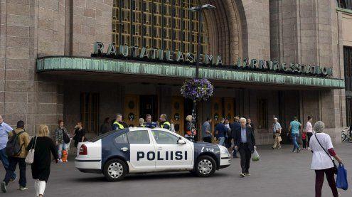 Messerattacke in Turku: Angreifer tötet mindestens einen Menschen