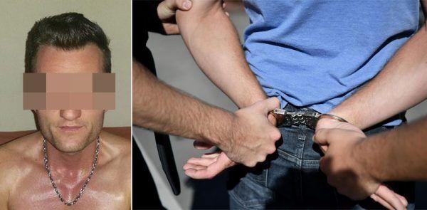 Der Mann, der seine Ex-Freundin niedergestochen haben soll, wurde in Griechenland gefasst.
