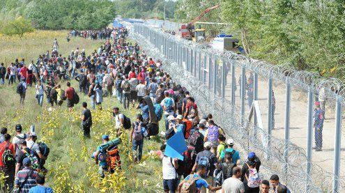 Orban schickt EU 400-Millionen-Euro-Rechnung für Grenzzaun
