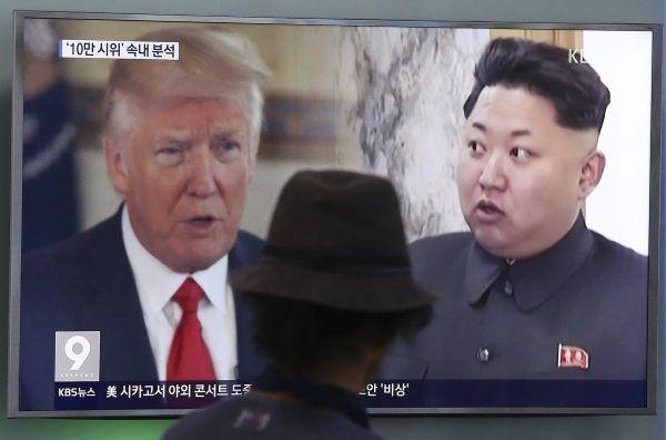 Der nordkoreanische Geschäftsträger wurde ins Außenministerium zitiert.