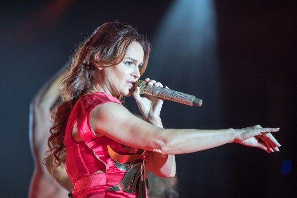 Am 19. Oktober gibt Andrea Berg ein Wien-Konzert in der Stadthalle.