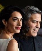 George und Amal Clooney: Millionenspende im Kampf gegen Rassismus