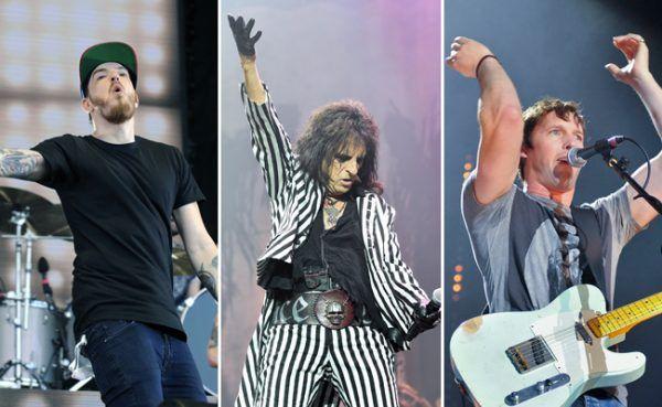 Im Herbst warten wieder zahlreiche Konzert-Highlights auf Fans der Rockmusik.