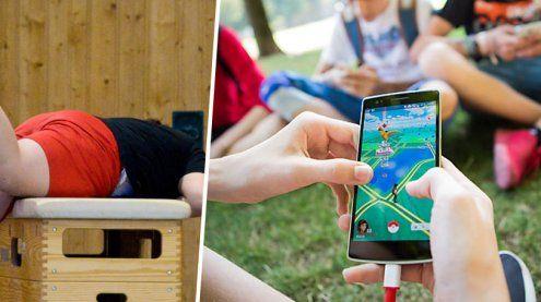 Jugendliche verbringen täglich zehn Stunden vor Bildschirmen