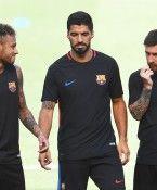 Armer Gerard – Messi und Neymar machen sich über Pique lustig