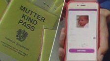 """Den """"Eltern-Kind-Pass"""" gibt es jetzt auch als App"""