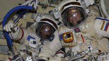 ISS bereitet großes 60. Sputnik-Jubiläum vor