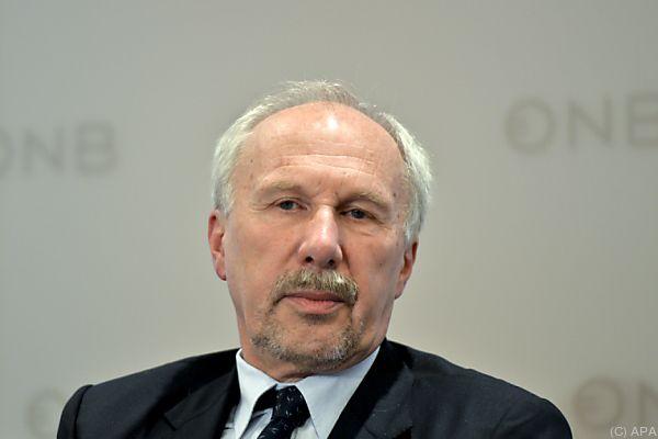 OeNB-Gouverneur Ewald Nowotny