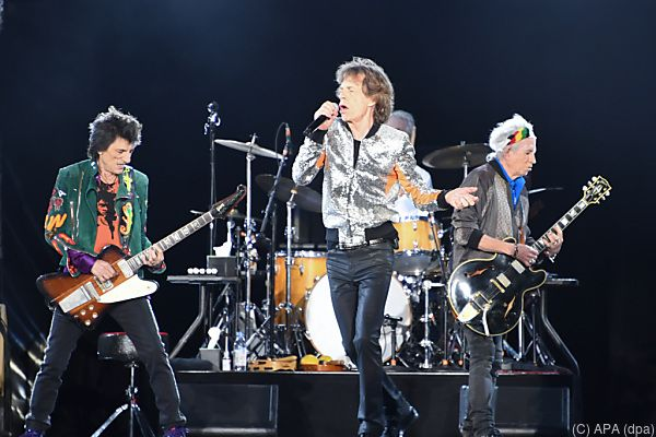 Keith Richards und Co. rockten Hamburg