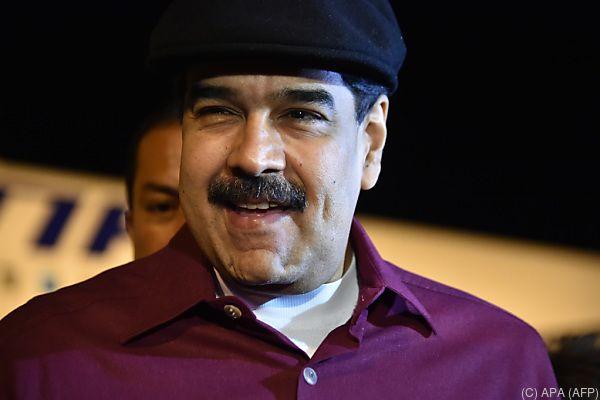 Maduro will die Freilassung politischer Gefangener nicht akzeptieren
