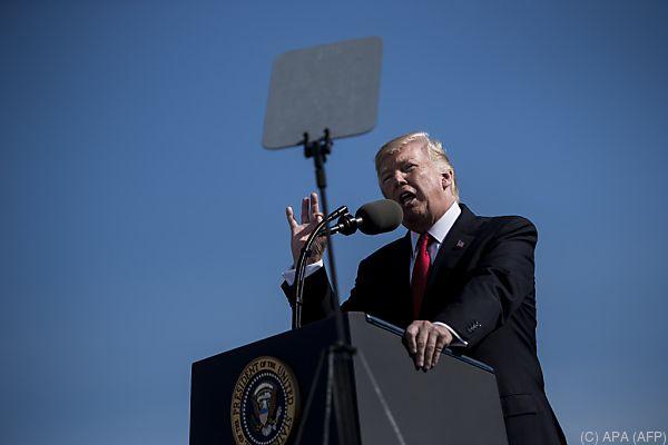 Etappensieg für Trumps umstrittene Migrationspolitik