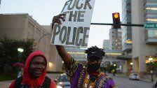 Proteste in St. Louis nach Freispruch für Polizisten