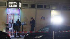 Schießerei vor Disco: Ein Toter und drei Verletzte