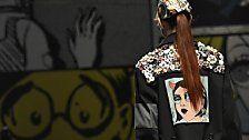 Mailänder Modewoche: Comic-Art bei Prada