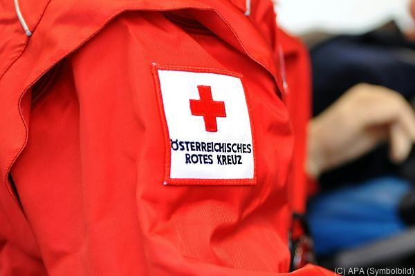 Die Rettungskräfte hatten alle Hände voll zu tun