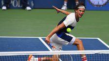 Thiem erreichte US-Open-Achtelfinale