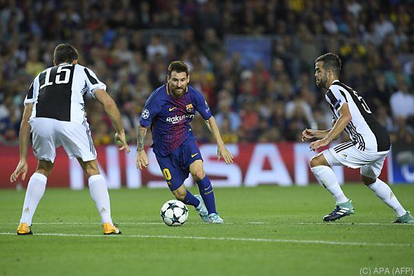 Messi startete furios in die neue Champions-League-Saison