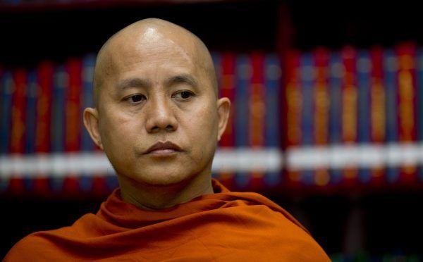 Mönch wurde Wirathu schon mit 14 Jahren, gleich nach der Schule.