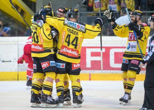 Die Vienna Capitals siegten gegen Vize-Meister KAC.