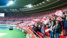 30.000 Karten für Serbien-Spiel in Wien verkauft
