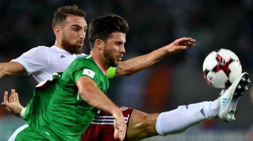 WM-Quali: Irland gegen Georgien nur 1:1 - Serbien weiter souverän
