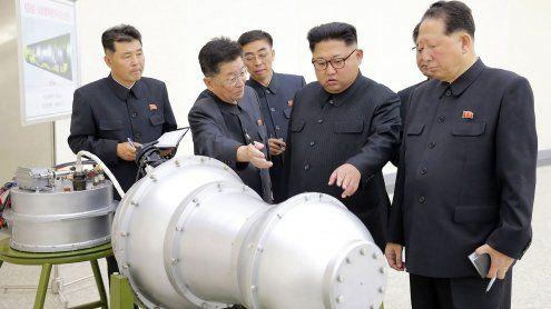 Kim Jong-un lässt die Erde zittern - Hat er eine Wasserstoffbombe?