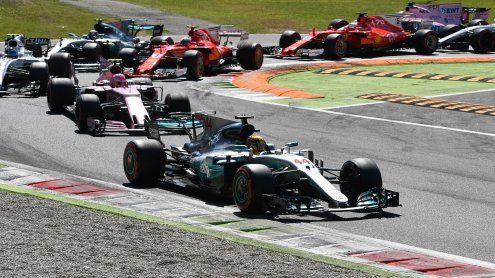 Monza-GP: Hamilton siegt und übernimmt nun die WM-Führung