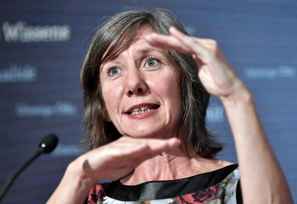 Grüne Sozialsprecherin Hebein schickt das Mindestsicherungsgesetz in Begutachtung.