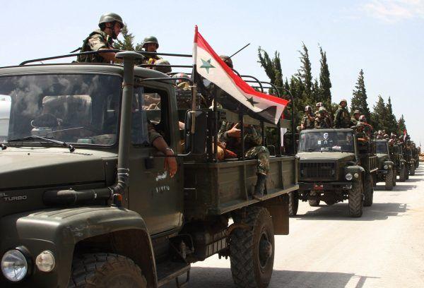 Deir ez-Zor gehört zu den Hochburgen der Terrormiliz Islamischer Staat.