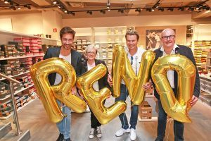 "RENO lud zum ""Back to School""-VIP-Shopping"