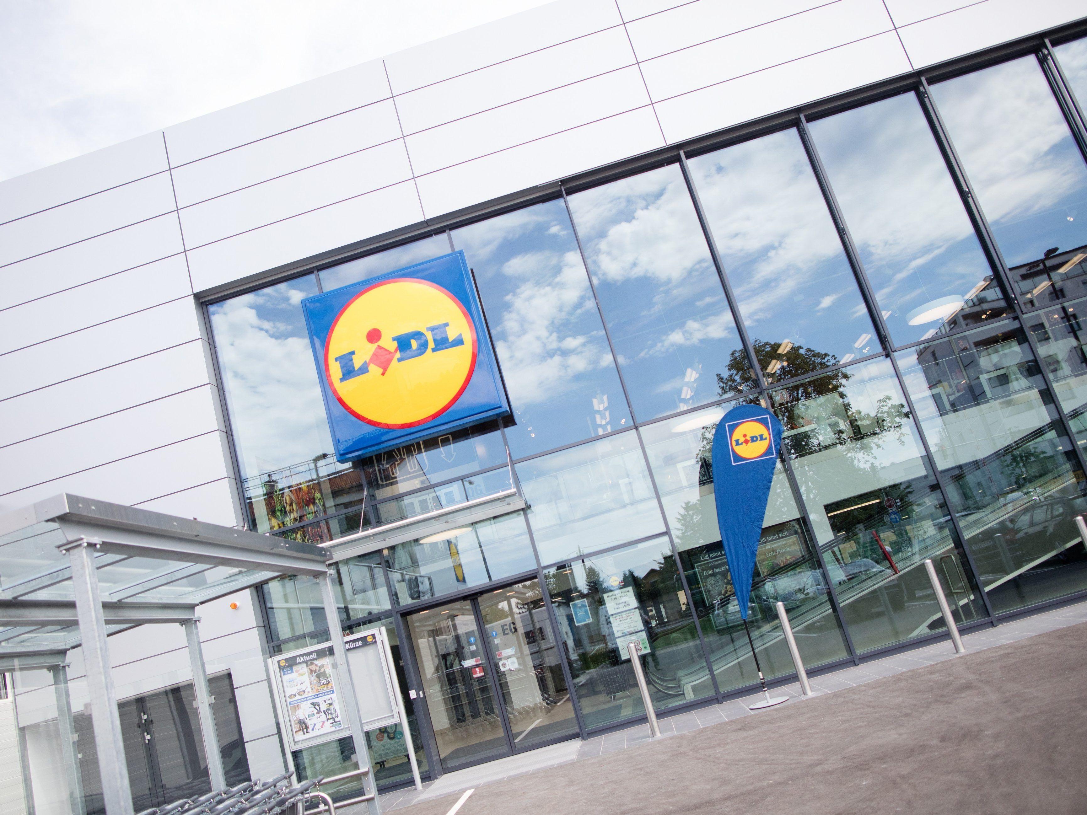 Wohnen auf dem Supermarkt: 60 Wohnungen am Dach von Lidl-Filiale in ...