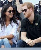 Prinz Harry und seine Freundin Meghan Markle rücken näher zusammen
