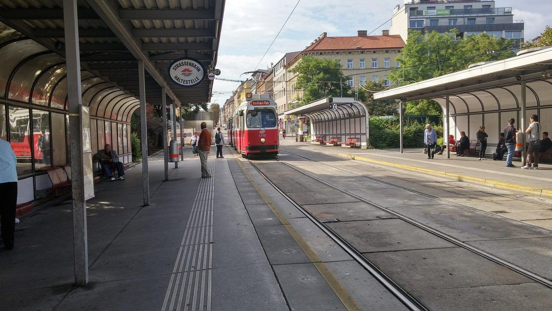 Reumannplatz Wien
