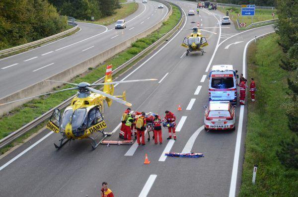Weitere Details zum tragischen Verkehrsunfall auf der A21 sind bekannt