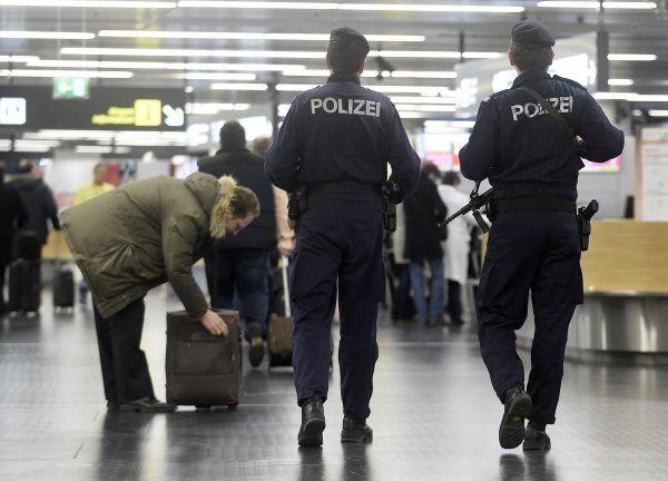 Am Flughafen Wien werden zusätzliche Kontrollen durchgeführt