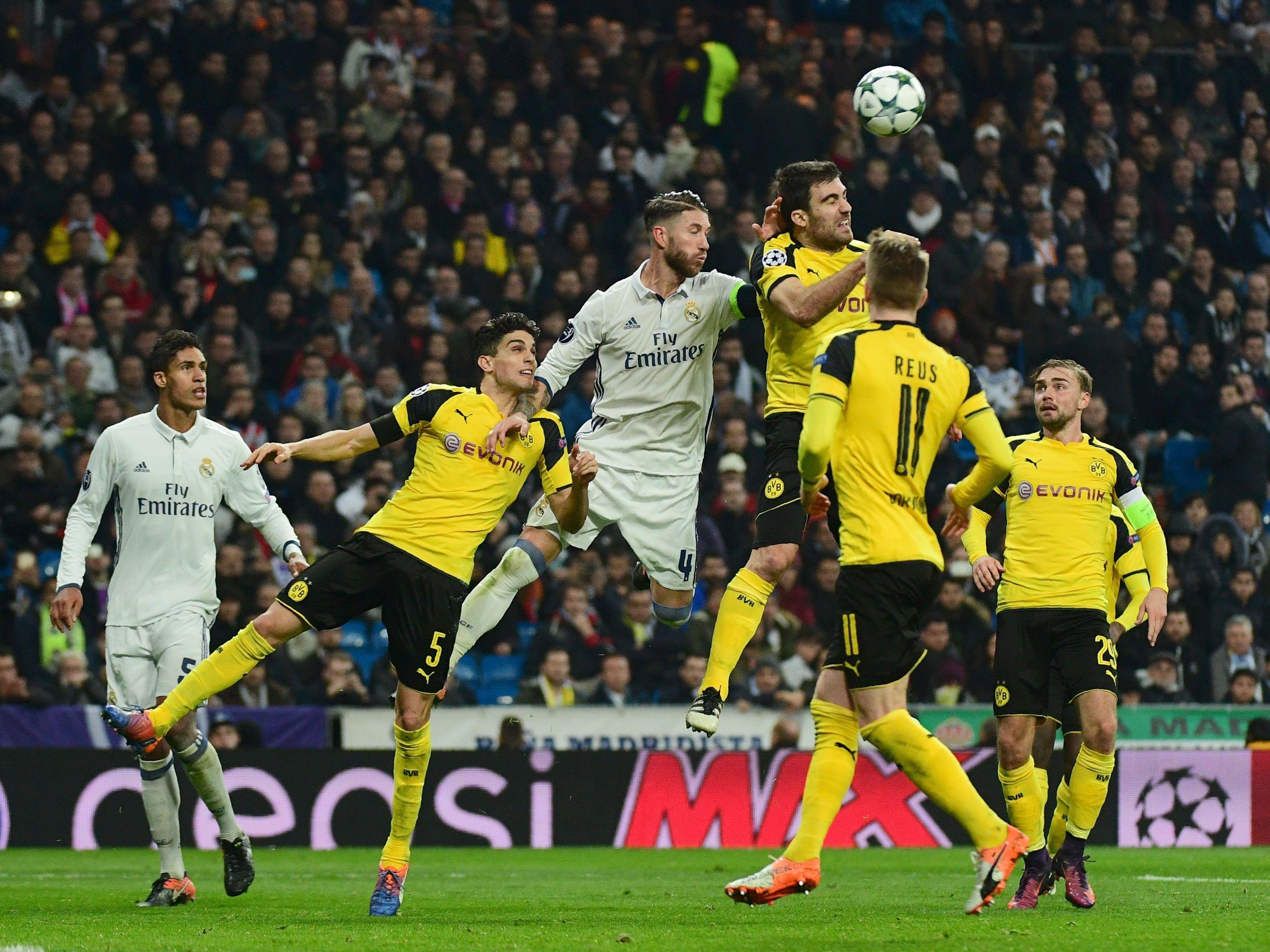 Borussia Dortmund Bvb Gegen Real Madrid Live Stream Tv