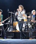 In Zürich: Rolling Stones-Ikone Keith Richards schwingt die Österreich Fahne