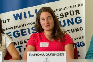 "Video! Ramona Düringer: ""Will Topplätze im Biathlon-EC"""