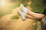 Trotz flacher Schuhe größer wirken? Simple Größentricks