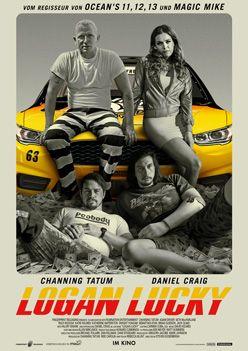 Logan Lucky – Trailer und Kritik zum Film