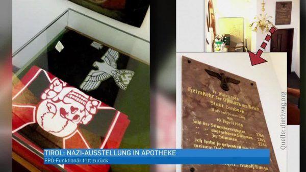 """""""DieTiwag.org"""" deckte den Nazi-Skandal in Tirol auf."""