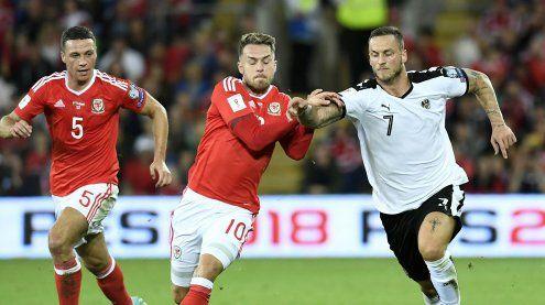 Traum von WM geplatzt: ÖFB-Team verliert 0:1 gegen Wales