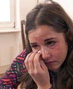 Bittere Tränen: Sarah Lombardi weint im TV